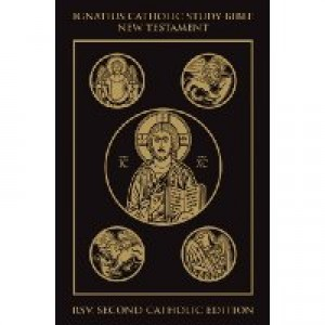 Ignatius Catholic Study Bible New Testament Hardback