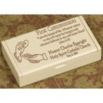 Rosary Box - First Communion