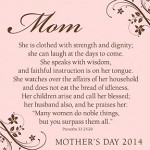 Square Plaque - Mother's Day