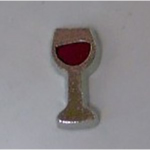 Communion Chalice Floating Charm