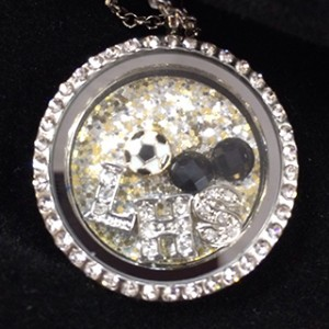 Custom School Floating Locket
