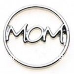 Floating Charm Locket Window - Mom