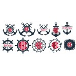 Custom Vinyl Decal - Nautical